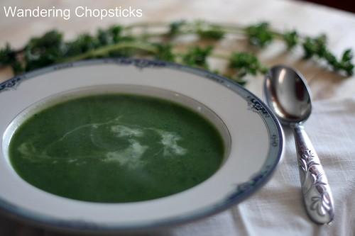 Stinging Nettle Soup 1