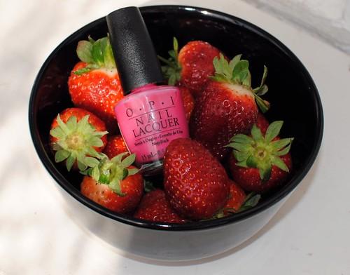OPI - Strawberry Margarita