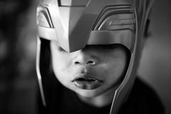 Mighty Avenger (espressoDOM) Tags: bw blackwhite dash thor marvel marvelcomics dashiel kiddo2 asgar meuswe mykiddo 30secondsofawesome thorthemightyavenger thorthemovie protectoroftherealm