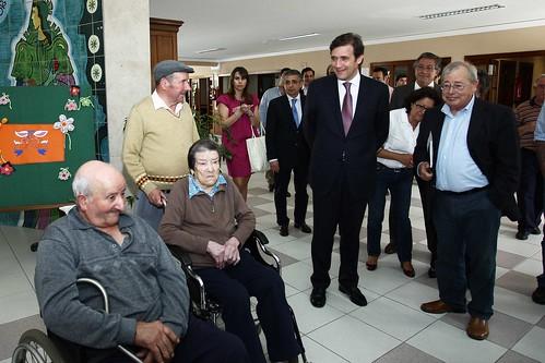 Visita à Santa Casa da Misericordia de Oliveirinha-Aveiro
