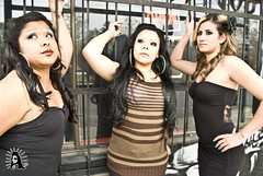 Chola Pin-Ups (Nena de Digitalchola.com/Esafirmehyna.com) Tags: urban contrast dolls mexican gangsta pinup thirteen locas 509 placas tats firme cholas chulas hynas firme509 firme509com washingtonero washingtonera 5thstreettattoos