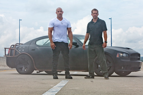 fast five dodge. Fast Five: Dodge Charger
