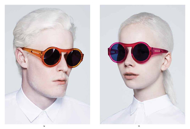 Karen Walker Eyewear 2011 lookbook - 3