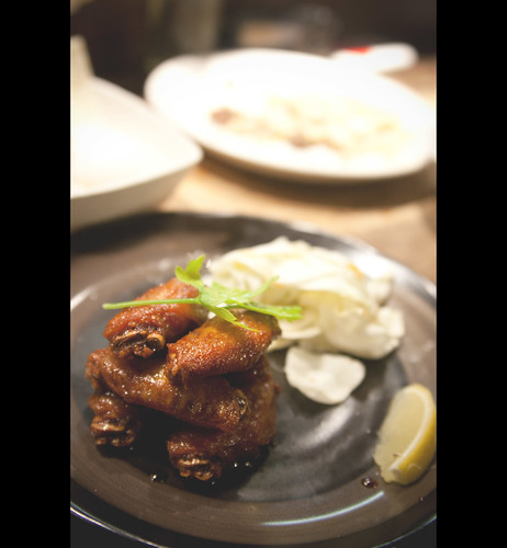 Guud Spiced Chicken Wings