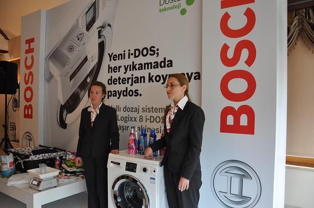 Bosch I-DOS Blogger Toplantısı