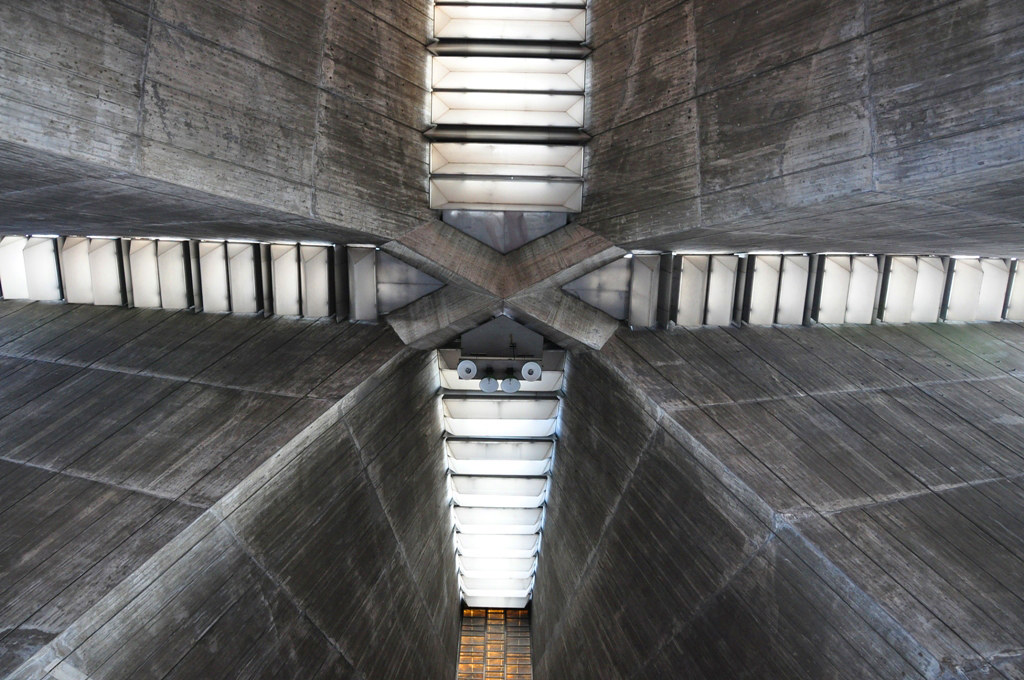 St. Mary's Cathedra, Tokyo (2)