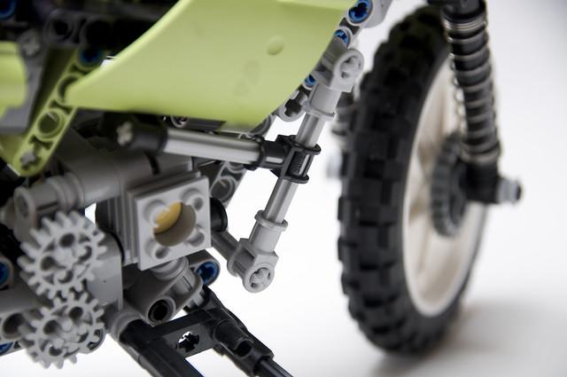 TT1000G (Lego): protector del motor