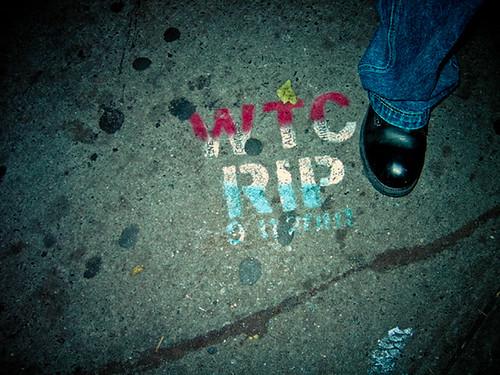 RIP WTC 2001 NYC, NY