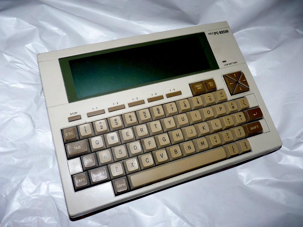 NEC PC 8201A