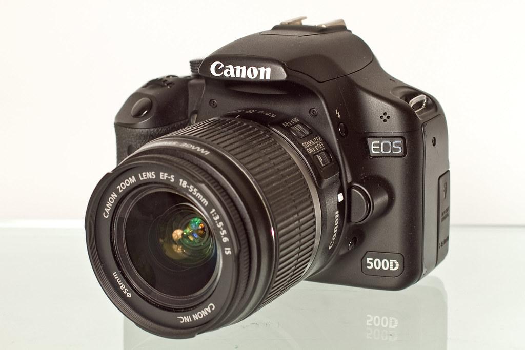 Canon EOS 500D / Rebel T1i / EOS Kiss X3