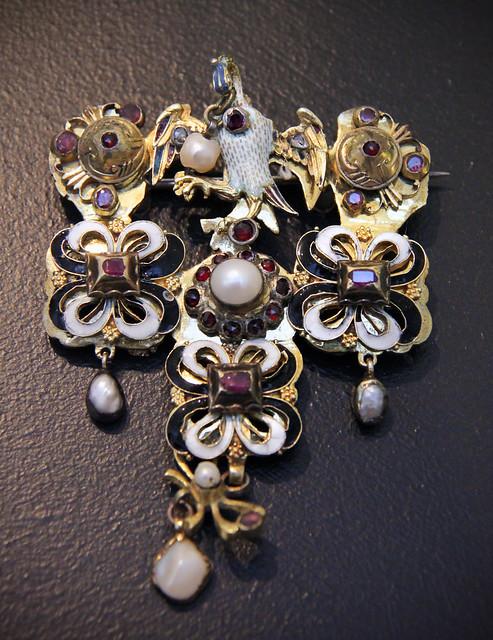 Bethlen-pendant, Hungary, 17th century