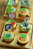 Diego Cupcake Set of 4 for Gastha