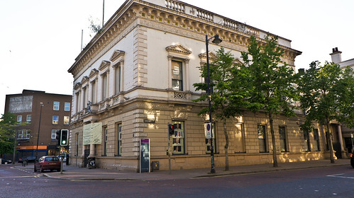 The Old Northern Bank Building - Waring Street, Belfast