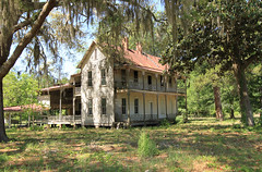LOVE this house (Black.Doll) Tags: florida spanishmoss foursquare cracker tinroof ihouse 1885 1895 crackerhouse wellborn victorianrevival suwanneecounty chinesechippendale guidetofloridashistoricarchitecture