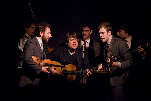 Punch Brothers Tour Dates 2013 Announced