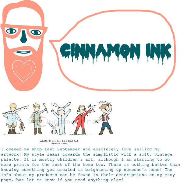 cinnamonink