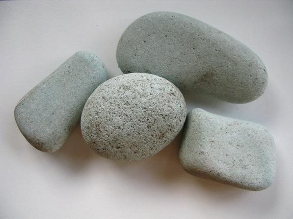 grey green river stones rocks