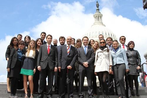 Visita al Capitolio
