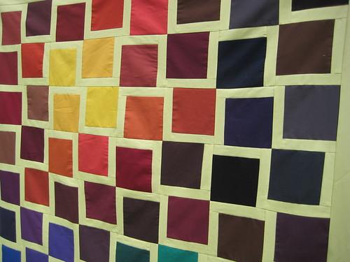 Kaufman solids challenge VMQG