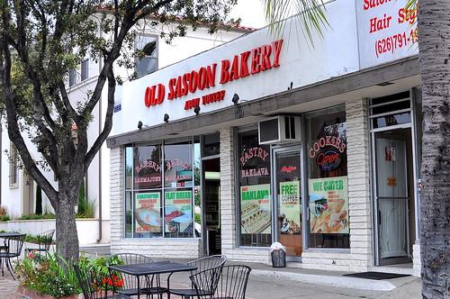 Old Sasoon Bakery - Pasadena