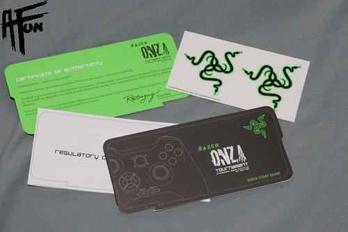 Razer Onza Tournament