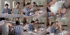 Three Men and a Baby - Diaper Change (gelatine2011) Tags: friends baby men film home movie daddy infant comedy dad 1987 father scene diaper clip actress actor trailer diapers tomselleck diaperchange petermitchell steveguttenberg threemenandababy 3menandababy michaelkellam