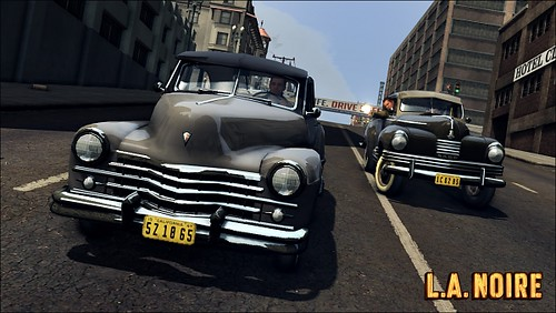 L.A. Noire Hidden Vehicles Locations Guide