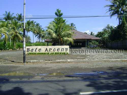 Rumah Makan Taman Bale Apoeng Bojongsari