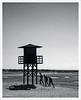 Acompasados (Imati) Tags: mar playa mediterráneo cullera socorristas