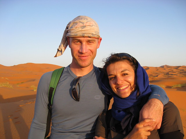 Michiel and Soraya