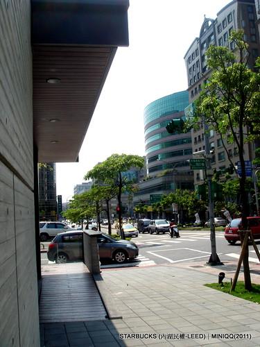 20110530 星巴克內湖民權門市(開幕前)_09