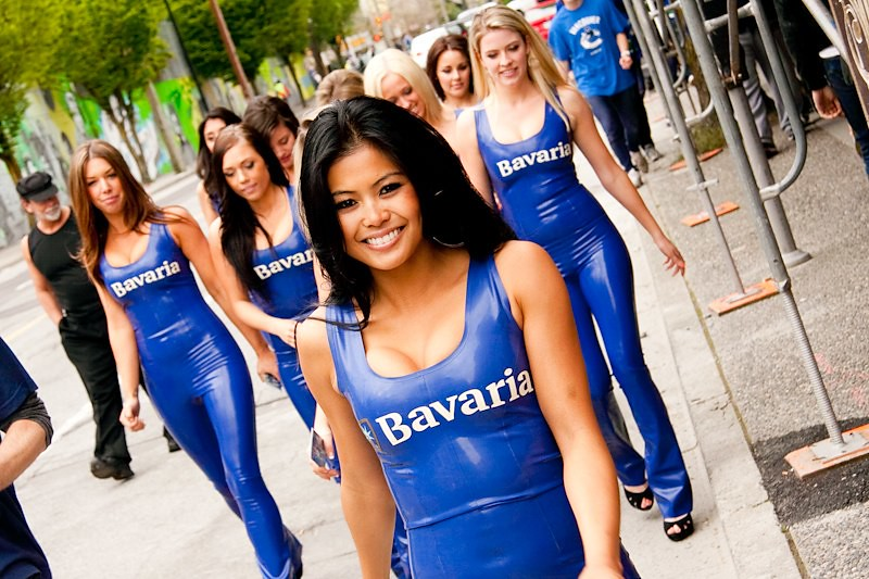 Bavaria girls
