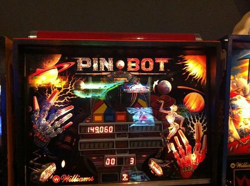 Pinbot!