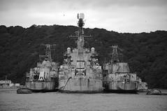 C611 (Philippe sergent) Tags: abandoned bretagne colbert marinenationale landévennec croiseurcolbert c611