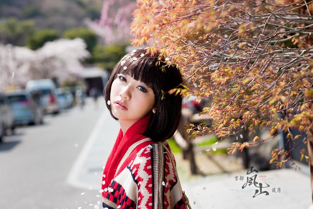 [LINLIN]京都.嵐山.渡月