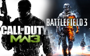 Battlefield 3 - Modern Warfare 3