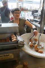 (burlap_sack) Tags: seattle travel food washington farmersmarket roadtrip wa pikeplacemarket may2011