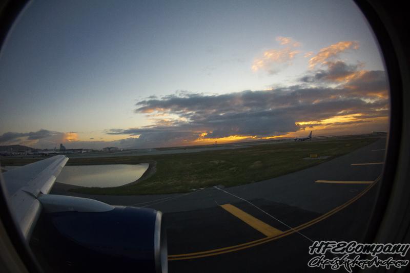airplanesunrise