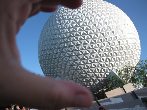 I will crush Epcot...crush it.