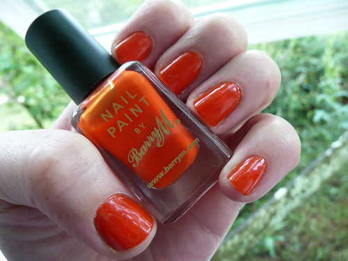barry m block orange