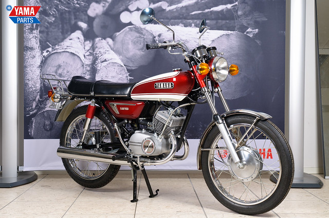Yamaha AS3 New Red 1972 2