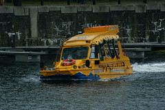 """Driving"" around Albert Dock (shabbagaz) Tags: uk england ferry liverpool boat dock tour northwest albert lancashire mersey merseyside"