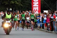 Skvělou atmosféru Olomouckého půlmaratonu ozdobily rekordní časy