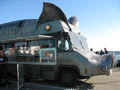 IMG_1707 (citywalker) Tags: seattle waterfront may foodtruck 2011 pigtruck maximusminimus waterfrontpresentation