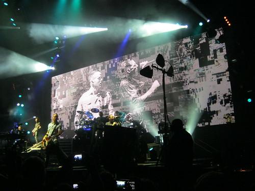 Linkin Park concert Hamburg 2011