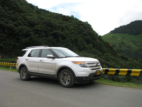 Ford Explorer Colombia 2011