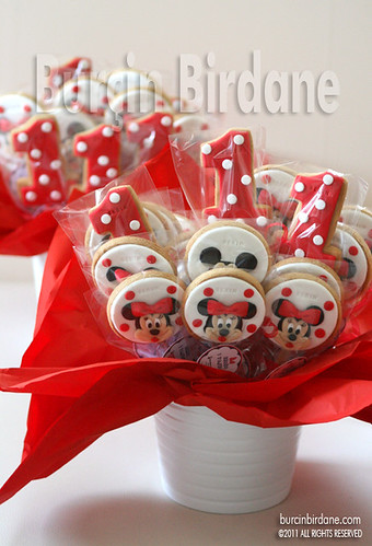 Minnie Mouse Kurabiyeler 1