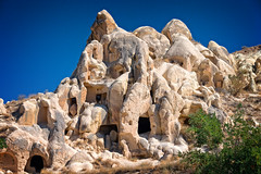 Goreme Open-Air Museum, Goreme, Cappadocia, Turkey (CamelKW) Tags: turkey2016 goremeopenairmuseum goreme cappadocia turkey