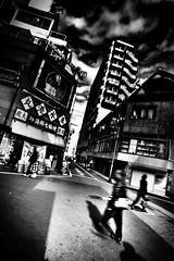 Last Of Us (www.danbouteiller.com) Tags: japan japon japonia japanese japonais tokyo shinjuku city ville urban street streetscene streetlife streets streetshot streetphoto streetphotography rue photo photoderue photographer photographe people walking walker shadow shadows buildings building pavement scene mono monochrome monochromatic black white noir blanc nb bw noiretblanc noirblanc blackandwhite blackwhite blacknwhite canon canon5d eos 5dmk2 5d 5d2 5dm2 samyang samyang14mm 14mm 14