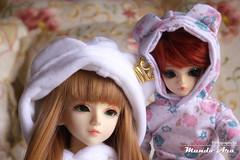 Crnica 30 (1/2) (Osmundo Gois) Tags: bjd yosd msd doll girl boy toy dolllove magic time lion urso bear princess